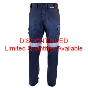 Hi-Vis Ventilated Pants Navy </br>(CW1-NVRA)