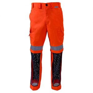 Fluorescent Hi-Vis Orange (CW1-ORGA)