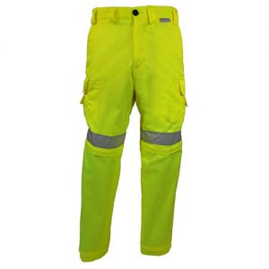 Fluorescent Hi-Vis Lime-Yellow </br> (CW1-LYRA)