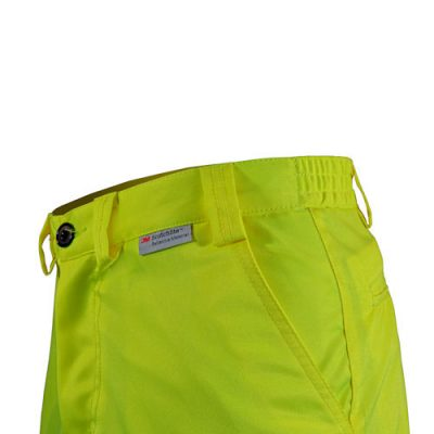 Fluorescent Hi-Vis Lime-Yellow (CW1-LYRA)