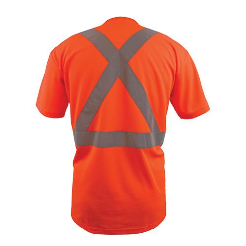 Short Sleeve T-Shirt (TS1000-ORGA)